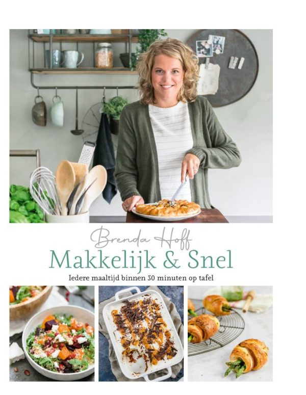 Kookboek Makkeliijk en Snel
