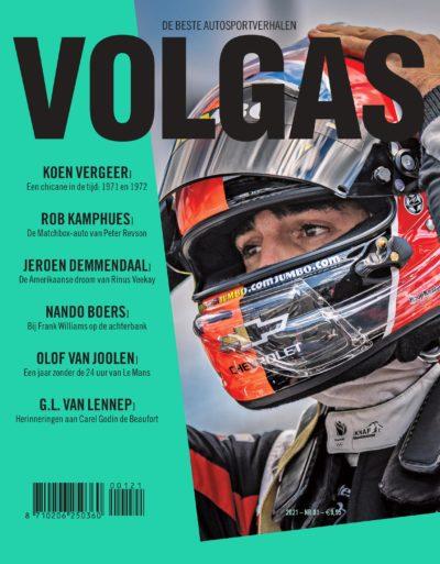 Volgas magazine